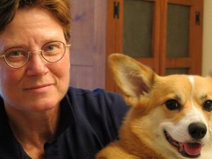 Author-photo-with-dog-300x225